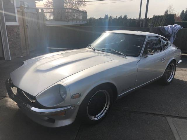 1973 Datsun 240Z 2 4 inline For Sale in Burnaby, BC