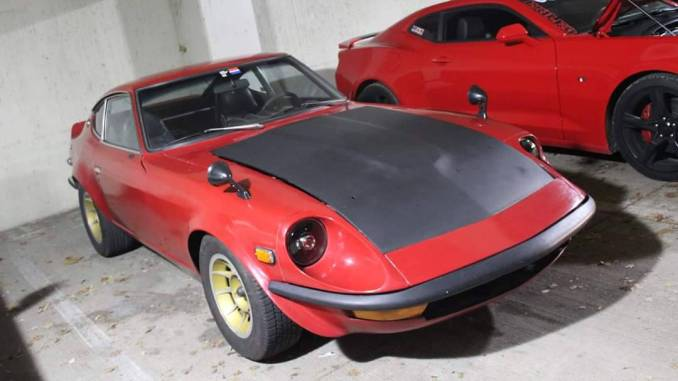 1973 Datsun 240Z 6cyl Electronic Ignition For Sale in ...