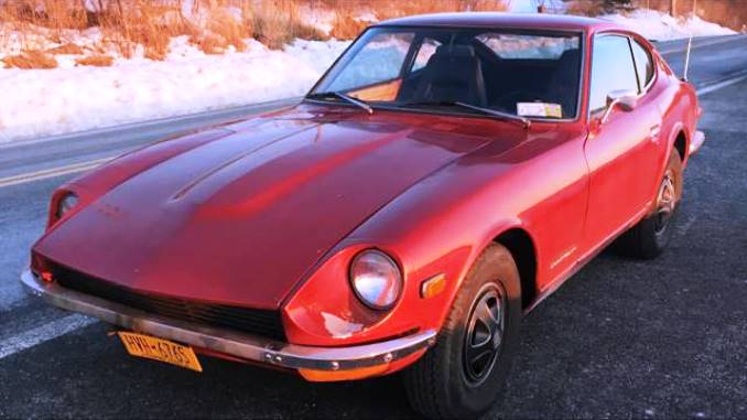 1972 Datsun 240Z Running Project For Sale in Manlius, NY