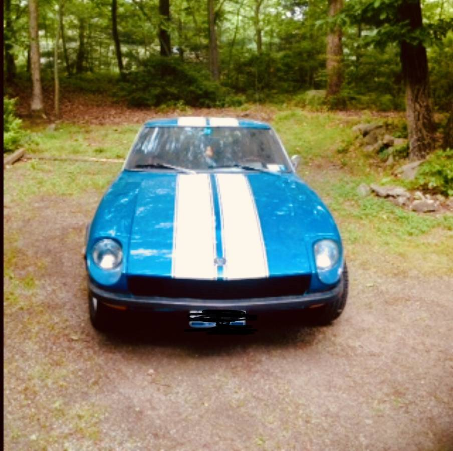 1972 Datsun 240Z 6 Cylinder Automatic For Sale in Norwalk, CT
