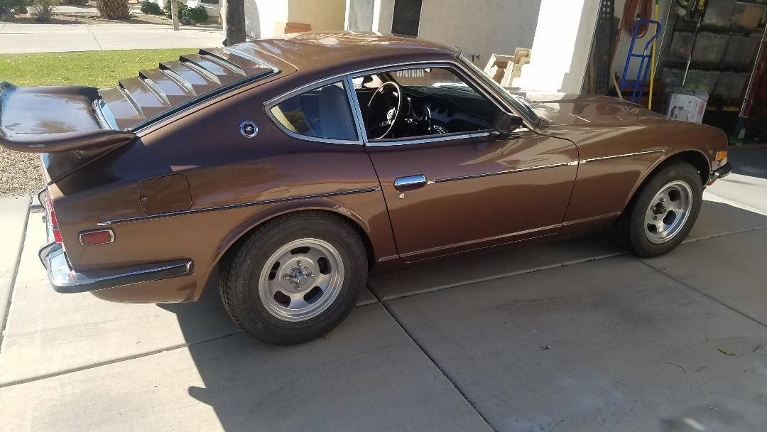 1972 Datsun 240Z 6 Cylinder Automatic For Sale in Glendale, AZ