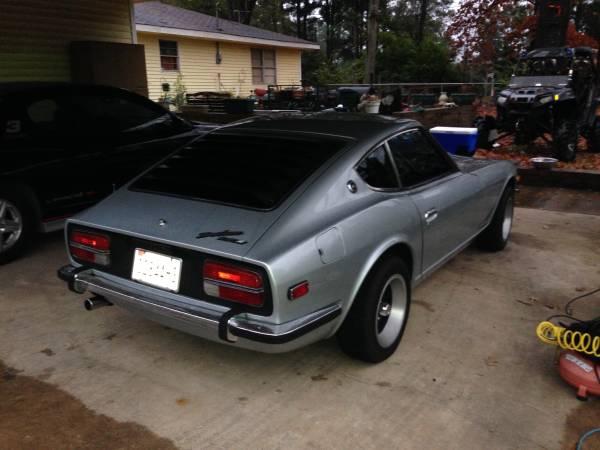 1973 Datsun 240Z For Sale in Shreveport Louissiana - $7500