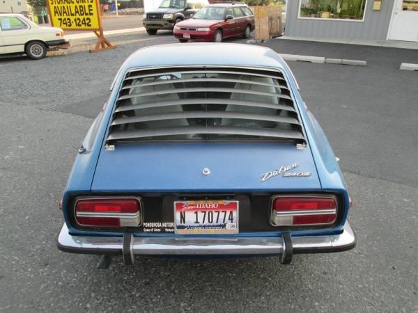 1972 Datsun 240Z For Sale in Lewiston ID - $5K