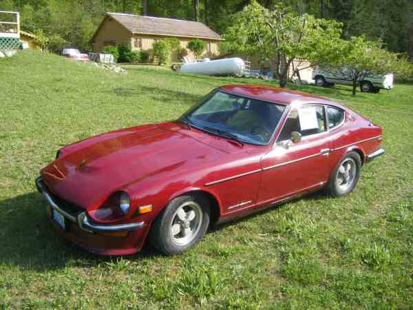 Datsun 240Z For Sale Wyoming: Craigslist Classified Ad ...