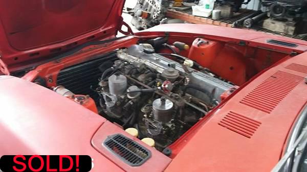 1973 Datsun 240Z For Sale in San Fernando CA- $7500