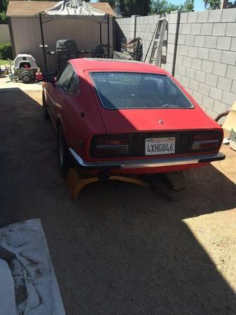 Craiglist Phoenix Az >> 1972 Datsun 240Z Coupe V6 Auto For Sale in Phoenix ...