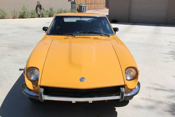 1970 Datsun 240Z V6 Manual For Sale in Dallas, Texas