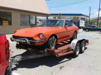 Datsun 240Z For Sale Bakersfield: Craigslist Classified ...