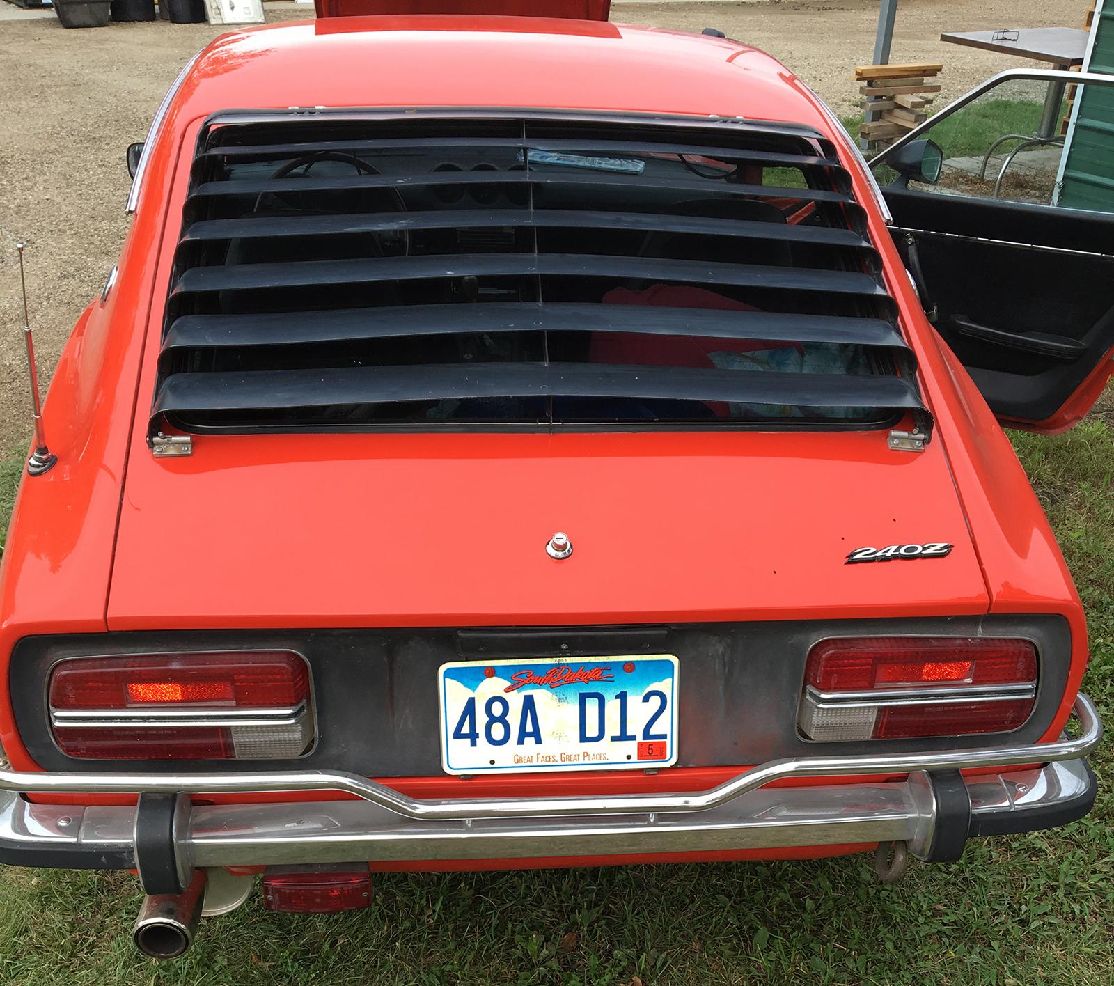 1973 Datsun 240Z Original Inline 6 & 4spd Man For Sale in ...