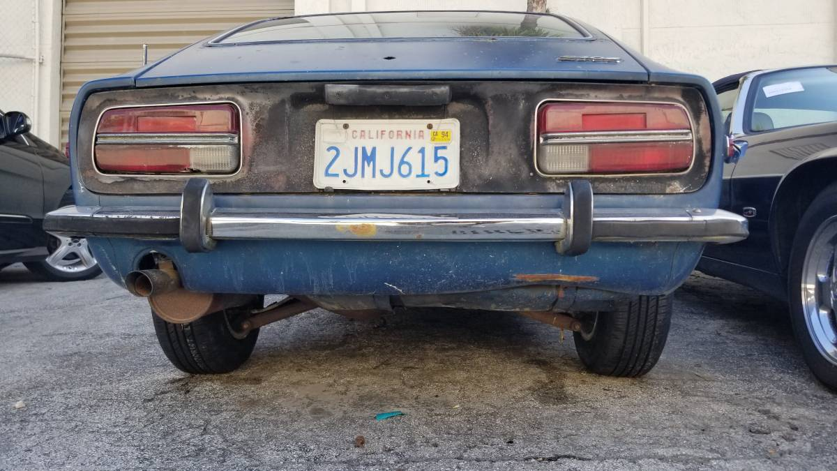 1970 Datsun 240Z 6 Cylinder Automatic For Sale in Pompano ...