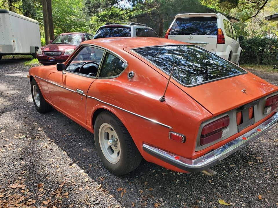 1973 Datsun 240Z L24 4-Speed For Sale in Tallahassee, FL