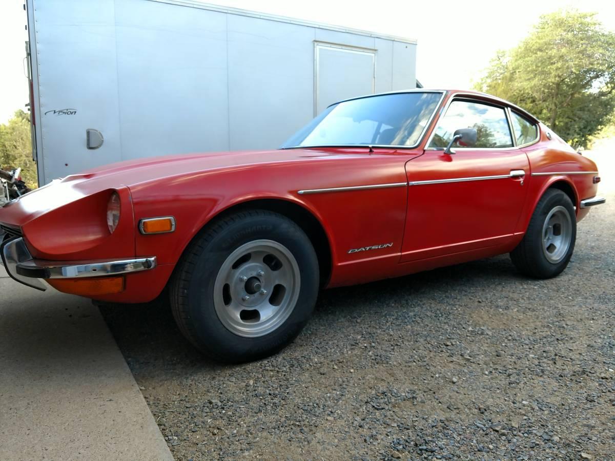 1972 Datsun 240Z 5-Speed Automatic For Sale in Prescott, AZ