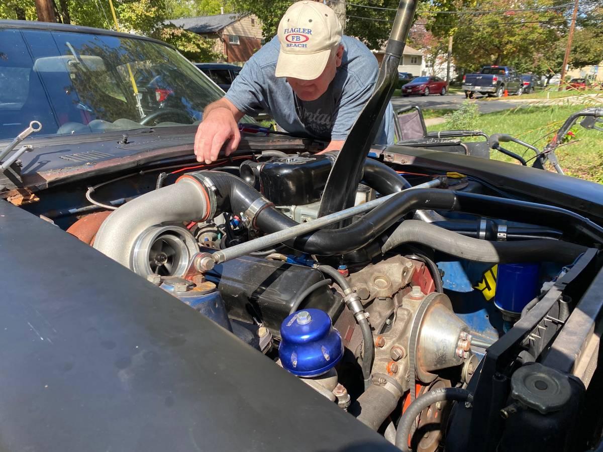 1971 Datsun 240Z 240 GT45 Turbo For Sale in Silver Spring, MD