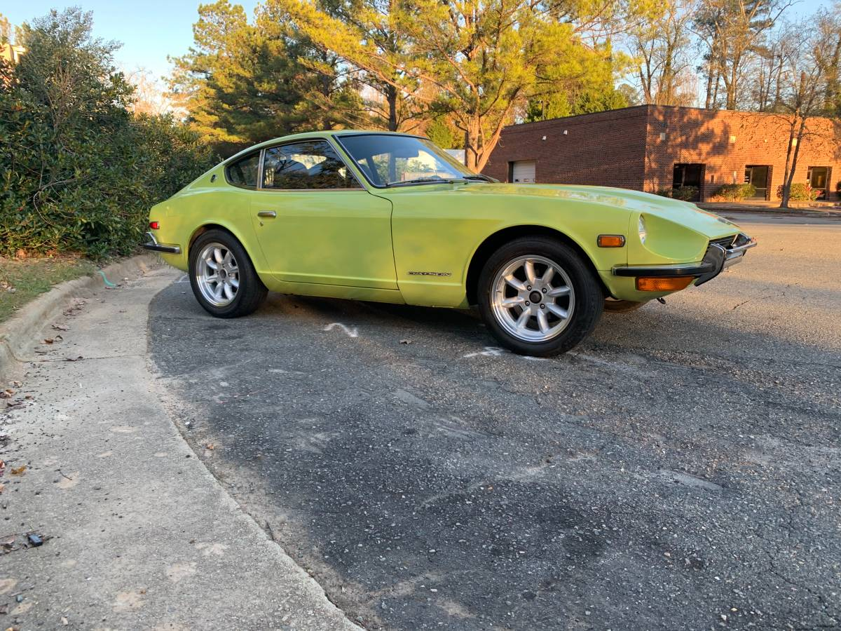 1972 Datsun 240Z 6 Cylinder Manual For Sale in Raleigh, NC