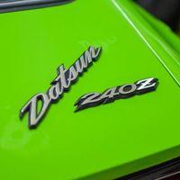 Z-Car 240z Hatch Emblem