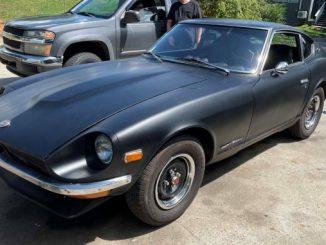 1971 Franklin NC